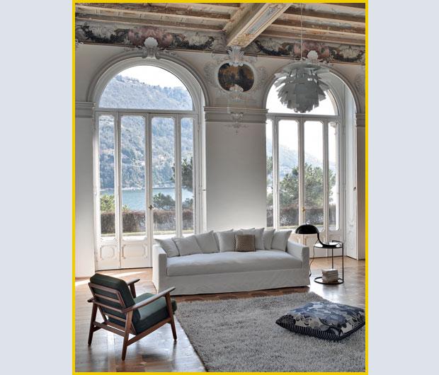 Soggiorno Classico Bianco ~ Il meglio del design degli interni