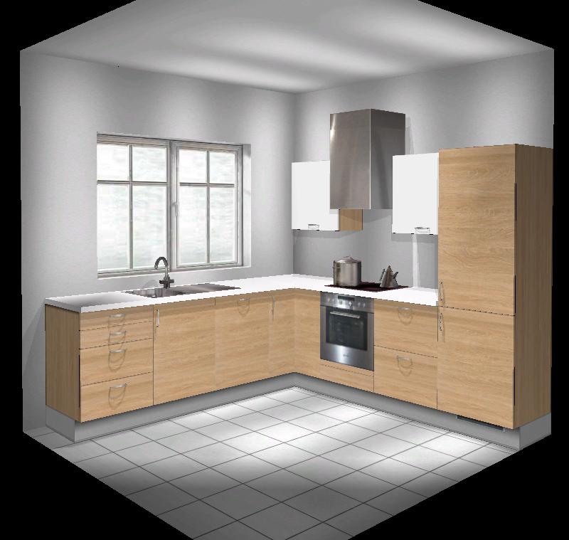 Molto cucine con lavandino sotto finestra uf03 pineglen - Cucine sotto finestra ...