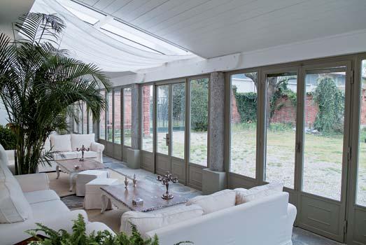 Portico fa cubatura terminali antivento per stufe a pellet for Piccoli piani casa con portici